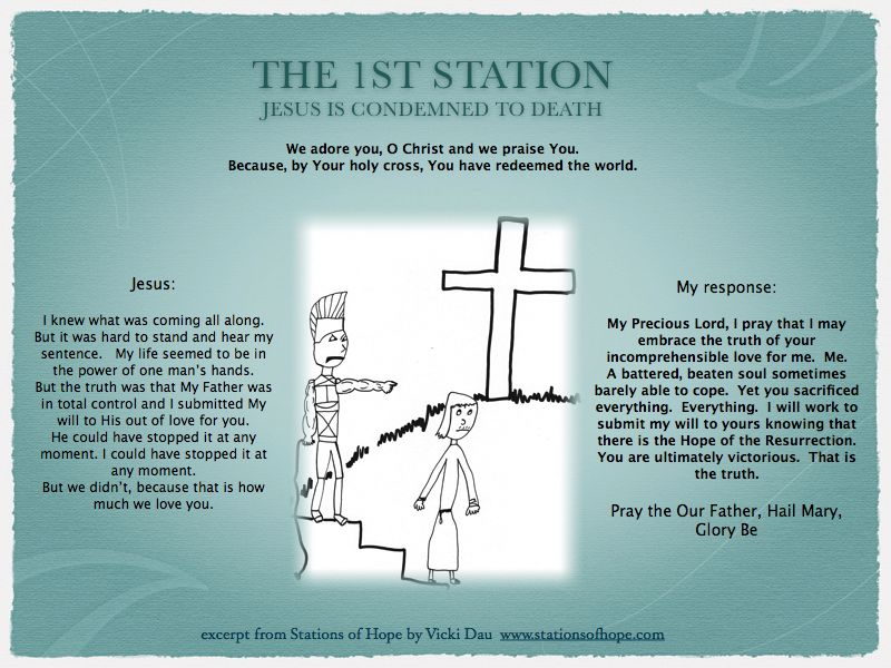 Stations of Hope excerpt