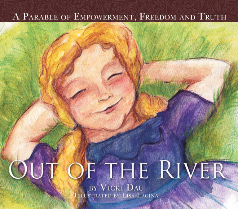 Out of the River book cover