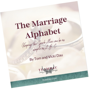 Download The Marriage Alphabet by Team Dau