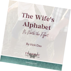 Download The Wife's Alphabet by Vicki Dau